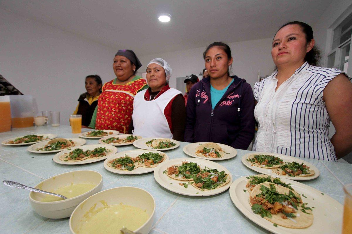 Promueve SESA hábitos alimenticios saludables entre lapoblación