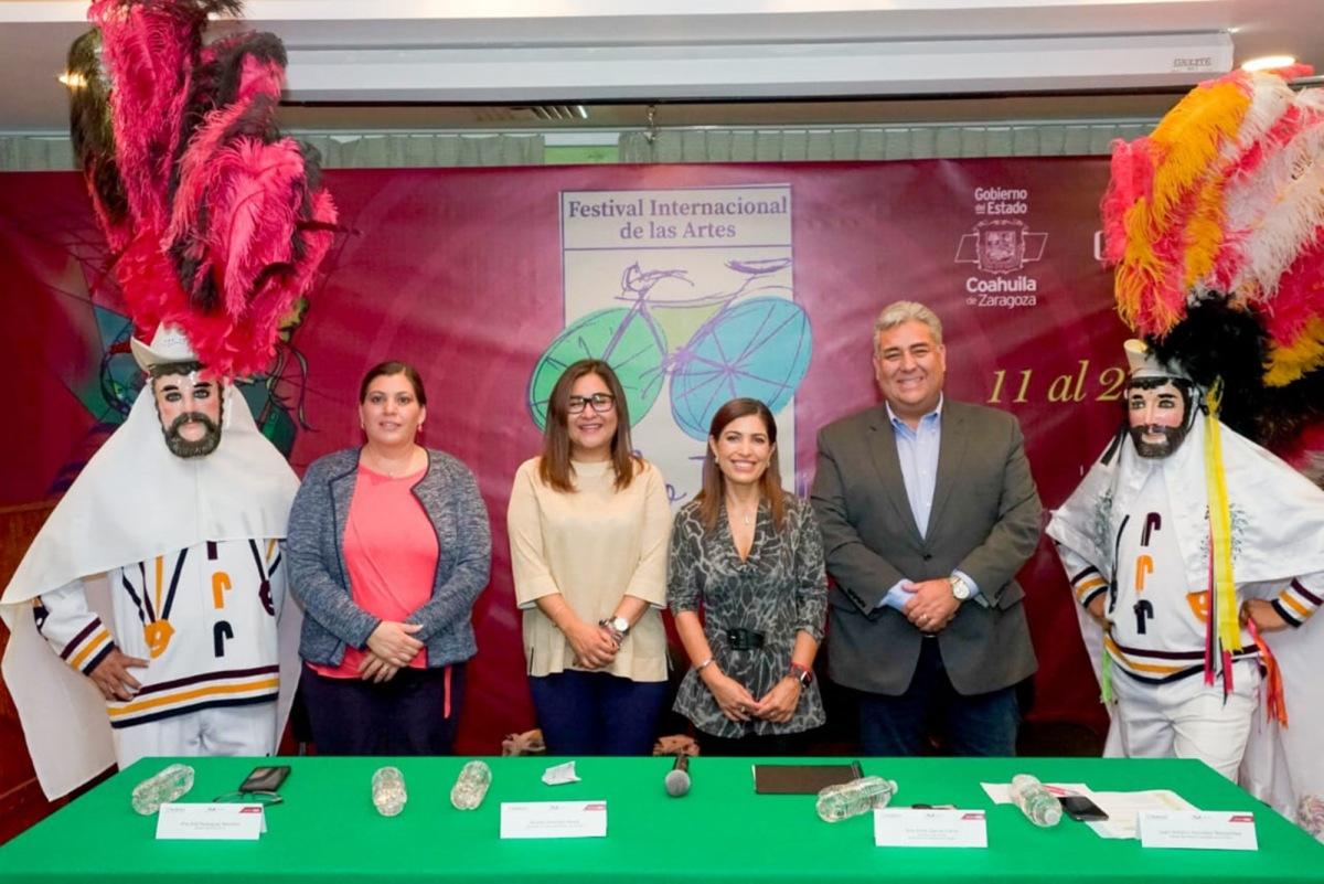 Tlaxcala, Estado invitado del festival internacional julio torri 2019 deCoahuila