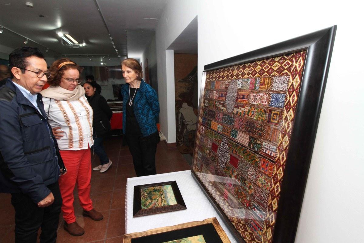 Evalúan piezas del VI concurso nacional maestros del patrimonio artesanal de México2019