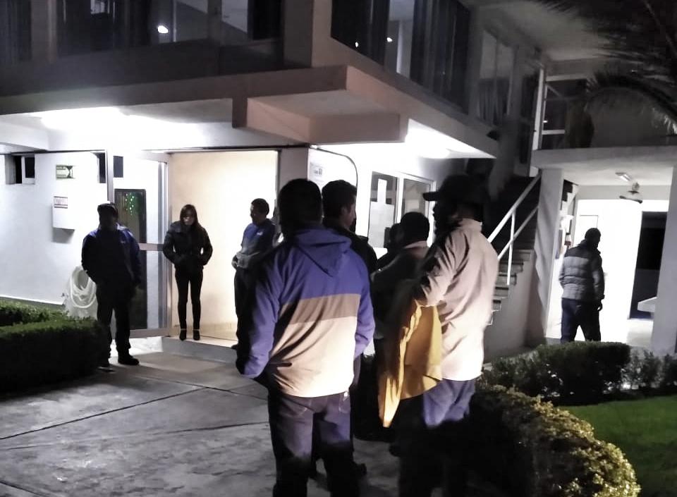 Asaltan empresa gasera enXaloztoc