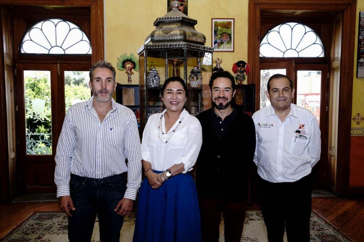 Impulsarán SECTURE y CANIRAC crecimiento del sector restaurantero enTlaxcala