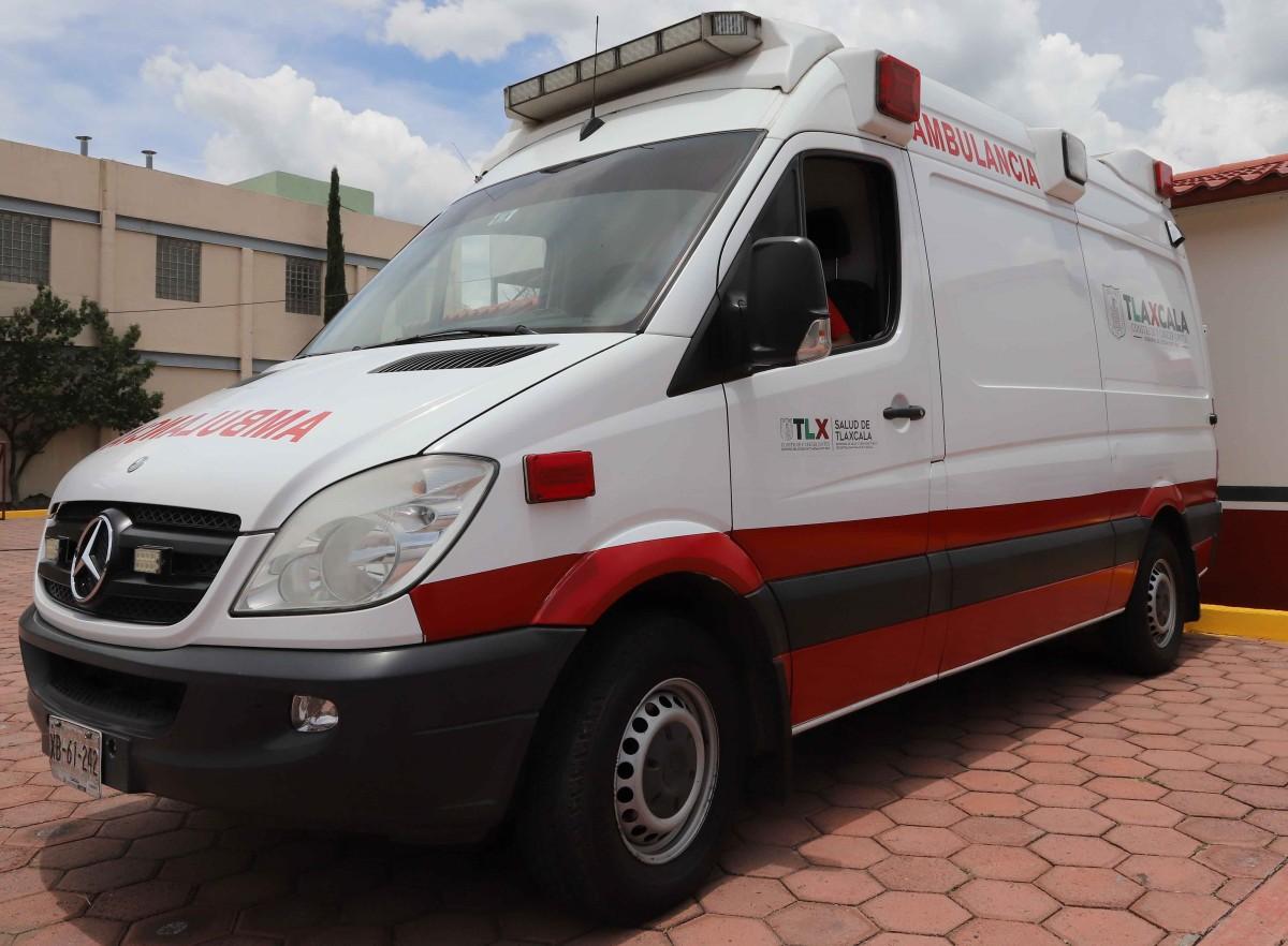 Atiende SESA a lesionados por explosión enCuaxomulco