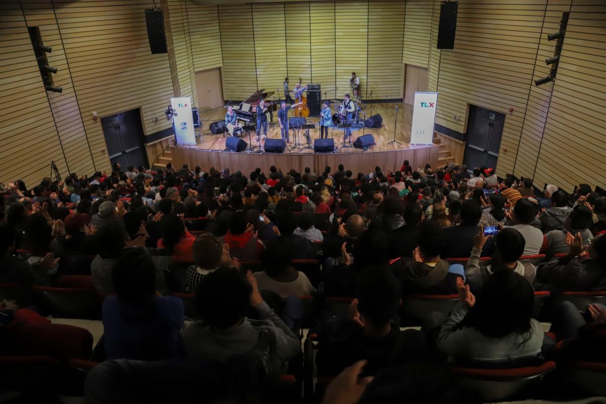 Se presenta NAFTULE de España en el 47 festival internacionalcervantino