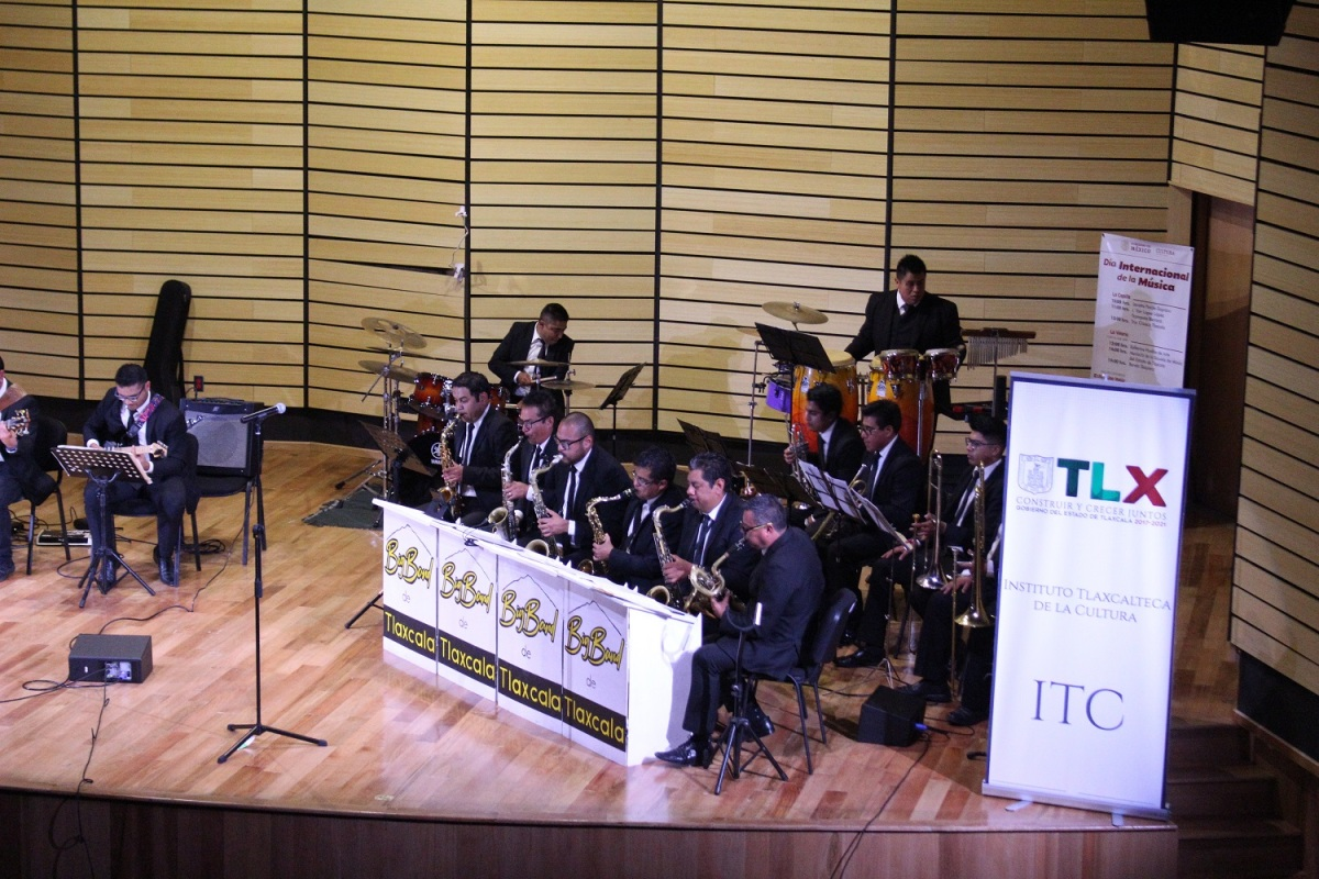 Celebra ITC día internacional de lamusica