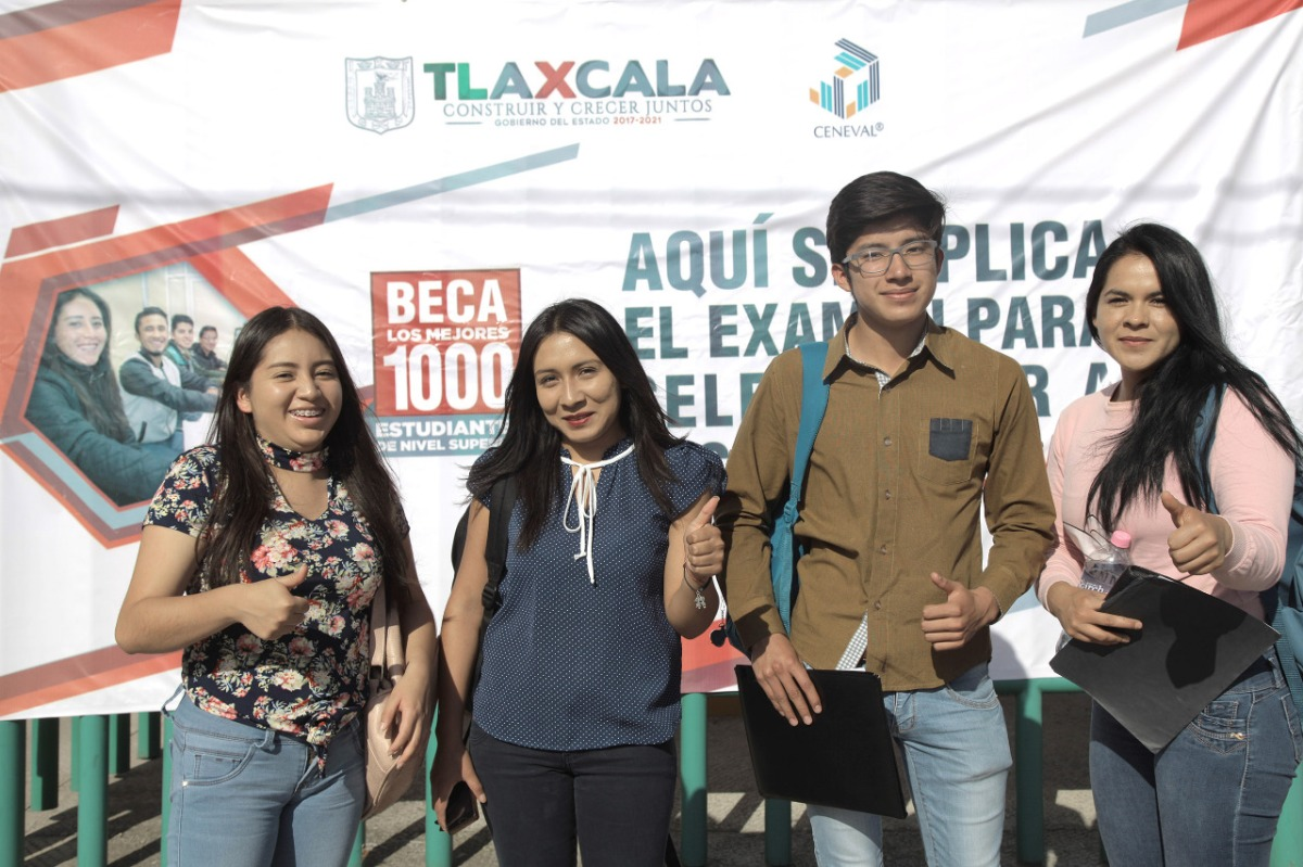"Convoca SEPE a jóvenes a participar para obtener beca ""los mejoresmil"""