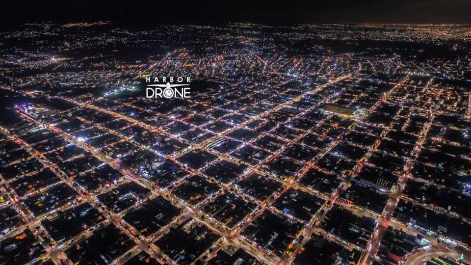 Apizaco, la ciudad con la mejor iluminación de los 60municipios