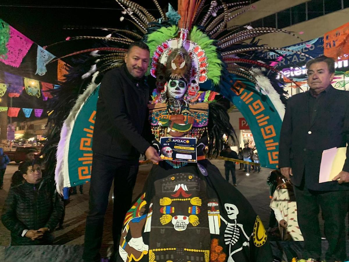 Con gran éxito concluye Tercer Festival de Día de Muertos Apizaco2019