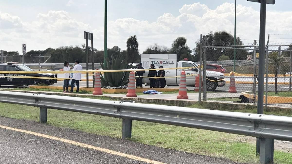 Drama en la autopistaPuebla-Tlaxcala
