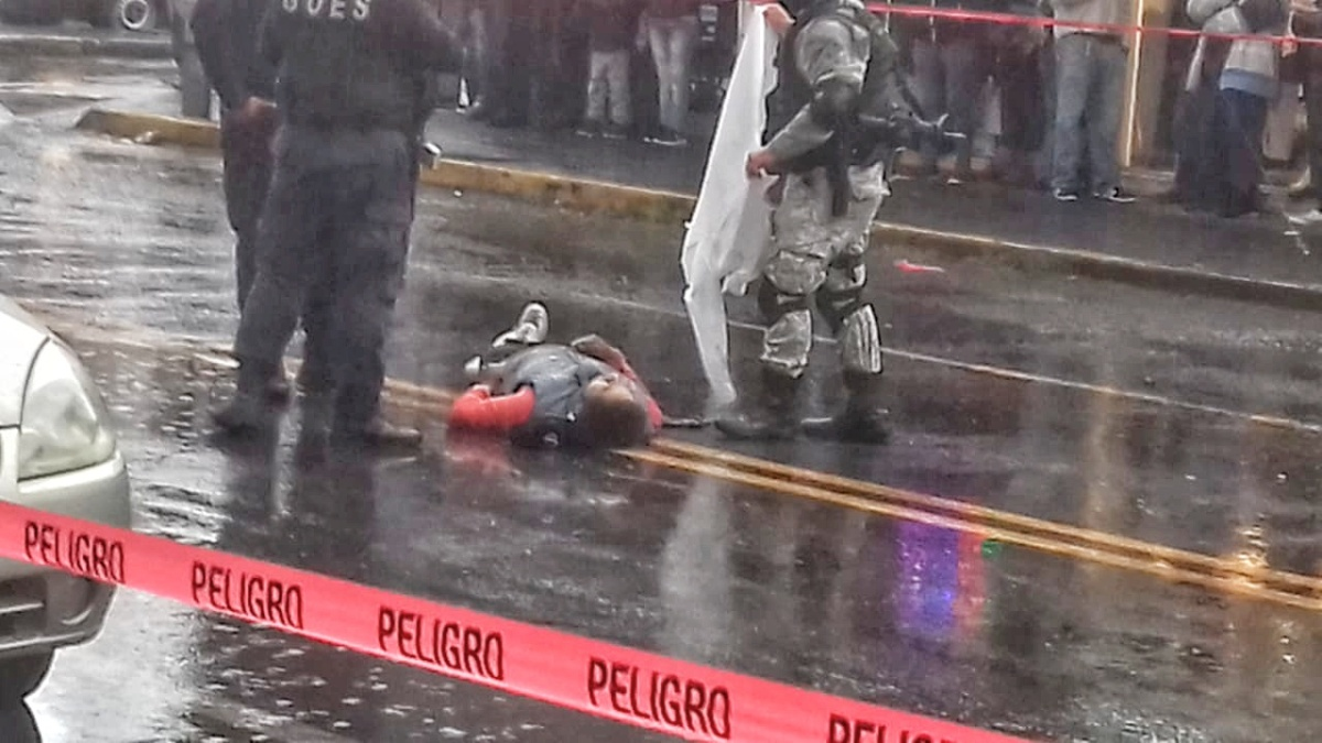 Dos muertos tras intento de asalto enApizaco