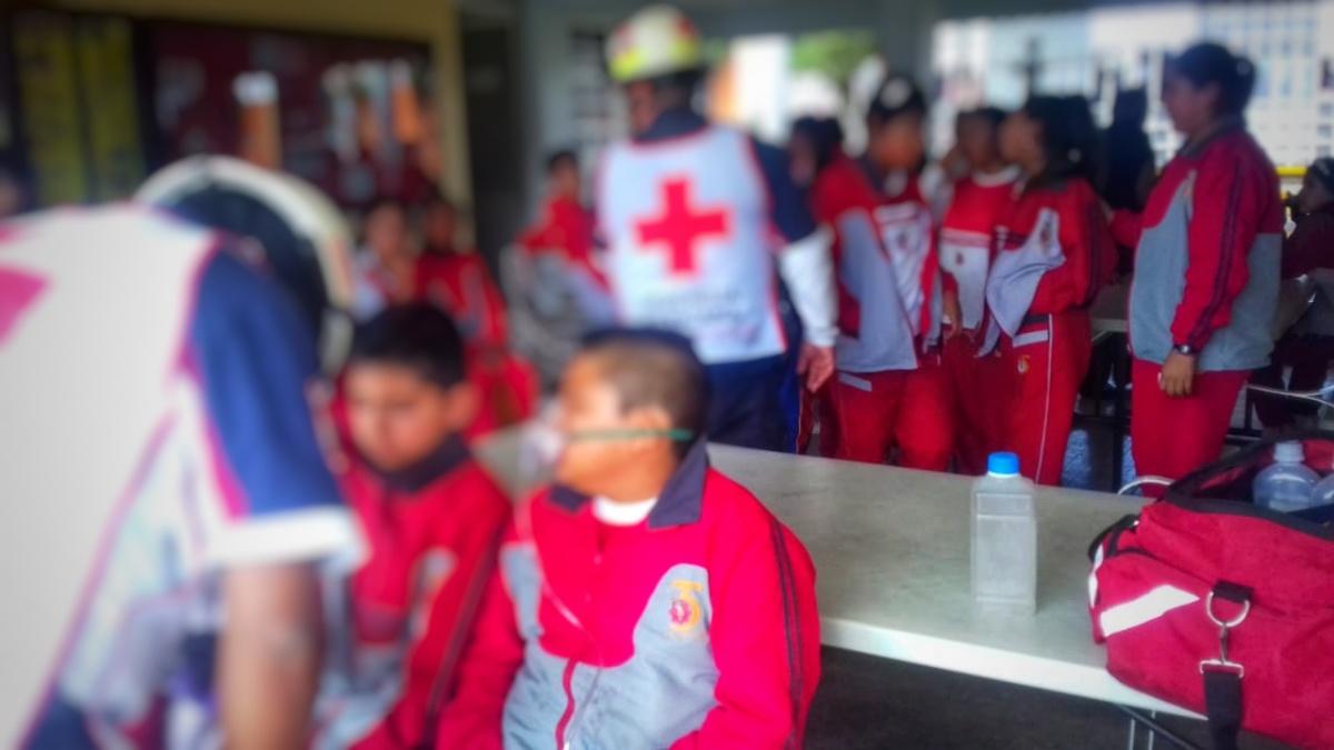 Moviliza a equipos de emergencias incidente enChiautempan