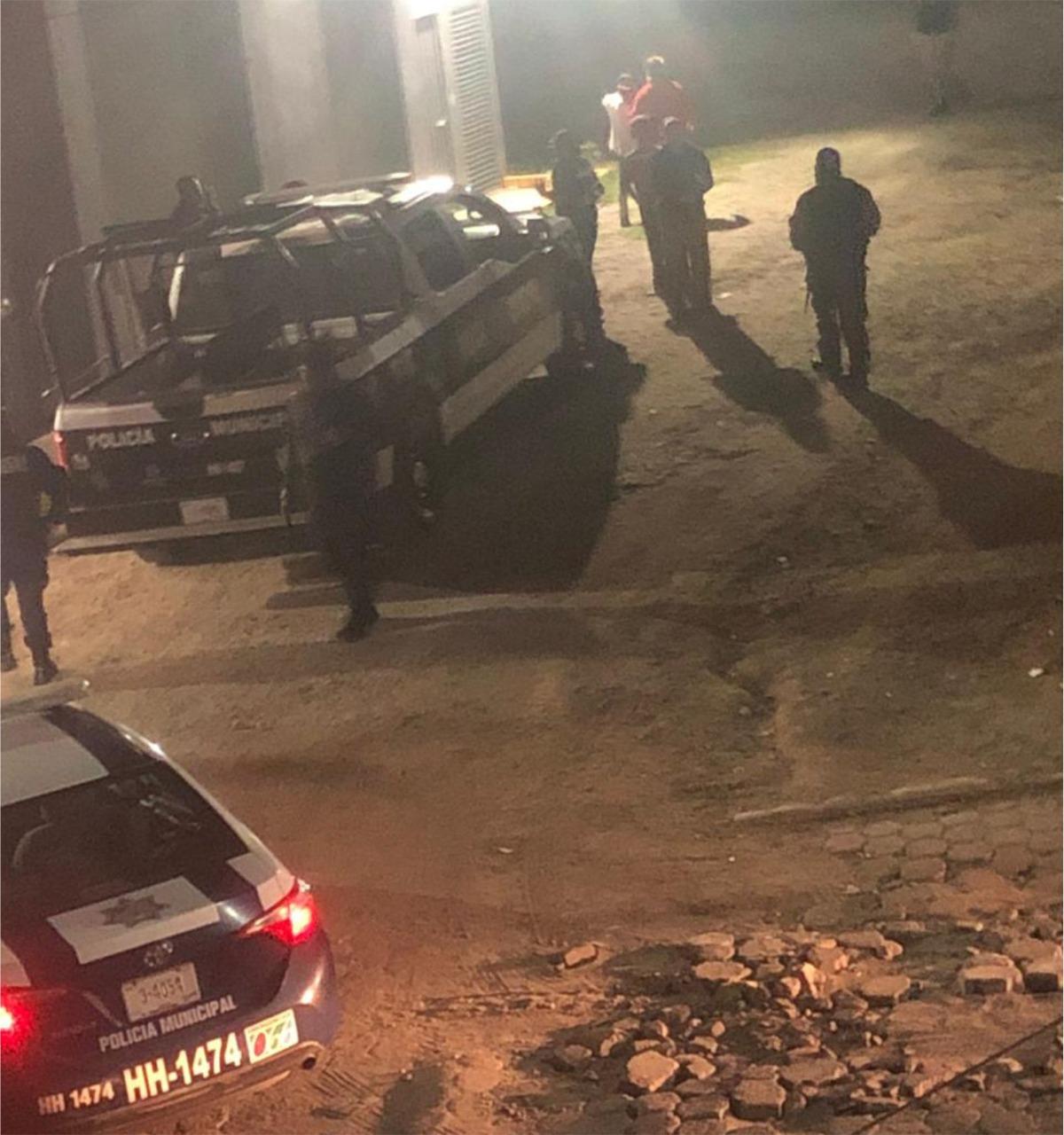 Un muerto y dos heridos deja hecho violento enHuamantla