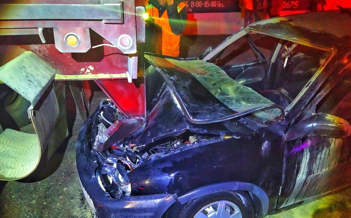 Accidentada noche en la MéxicoVeracruz