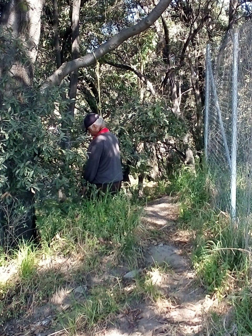 Hombre se suicida enPapalotla