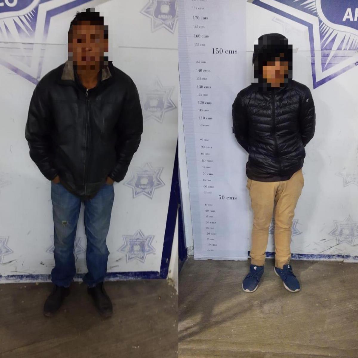 Frustra Policía de Apizaco robo de vehículo; el afectado se negó adenunciar