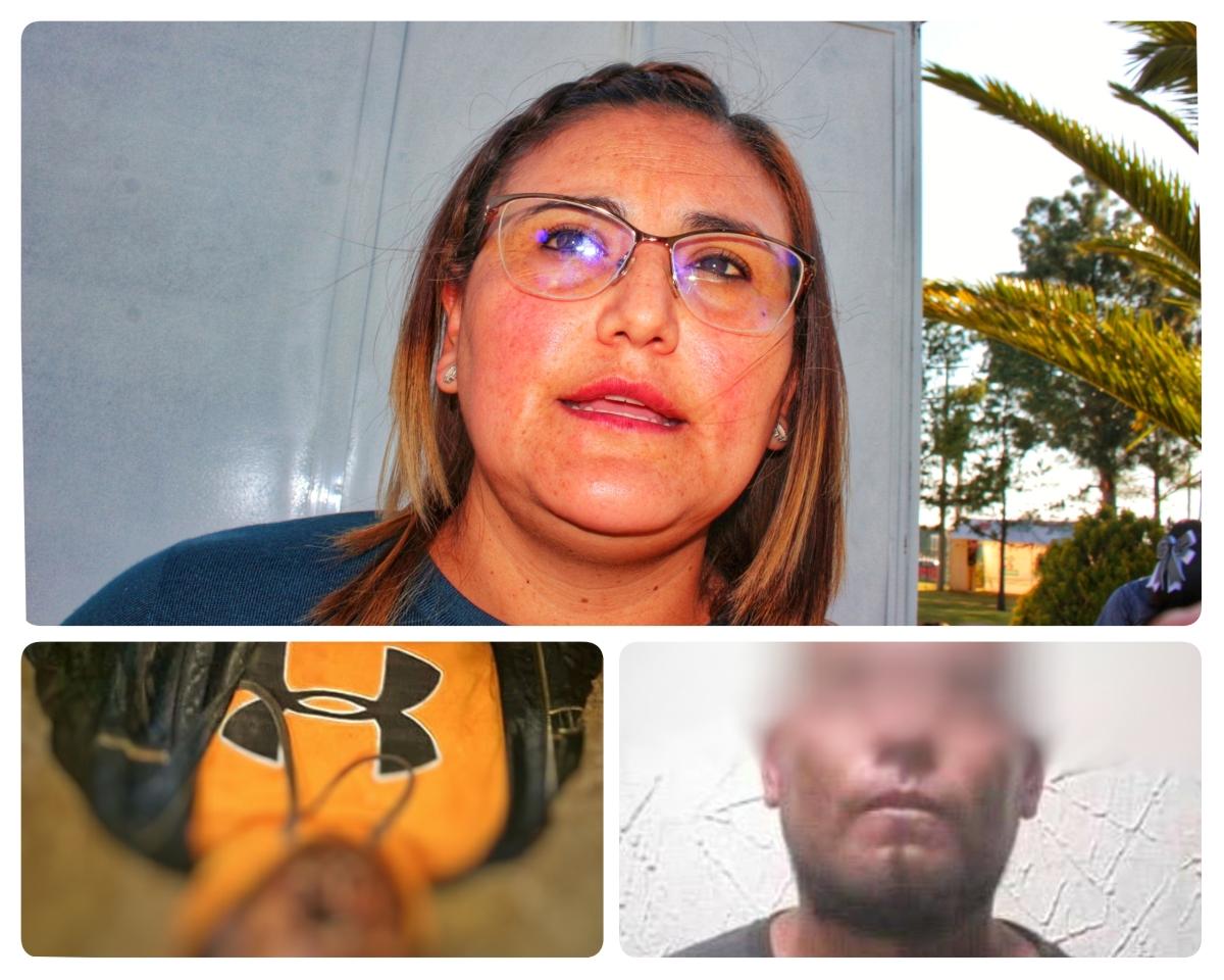 Confirma Gardenia Hernández detención del hijo deRegidor