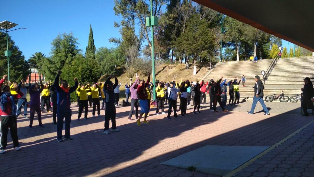 450 educadores físicos del estado, celebran su día enApizaco
