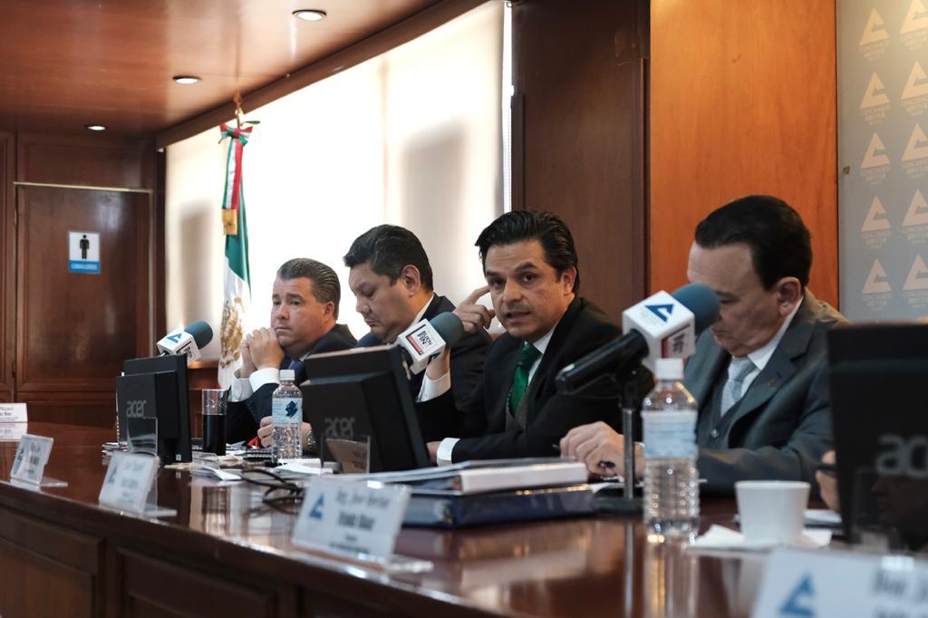 """Diálogo permanente con representantes empresariales """"IMSS"""""""