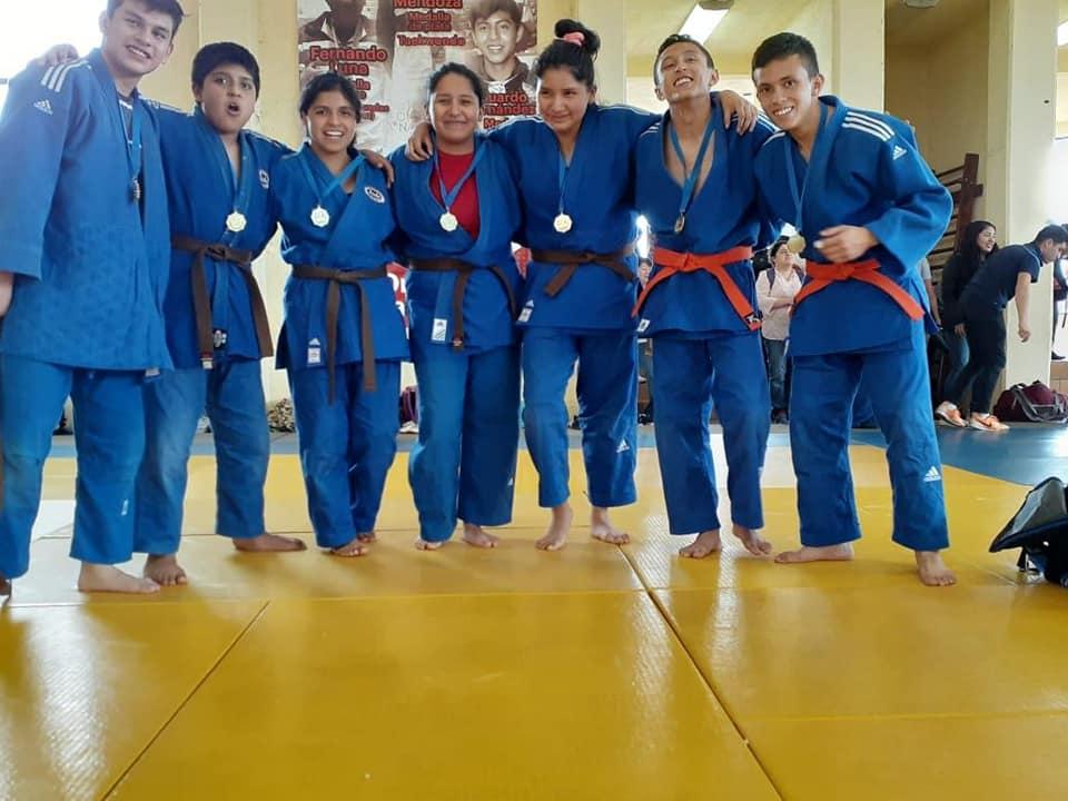 Participarán judokas en Campeonato Abierto enCDMX