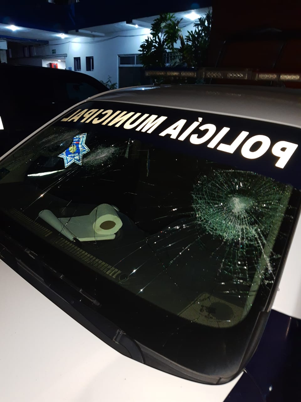 Asegura Policía de Apizaco a sujetos por agresión conmachete