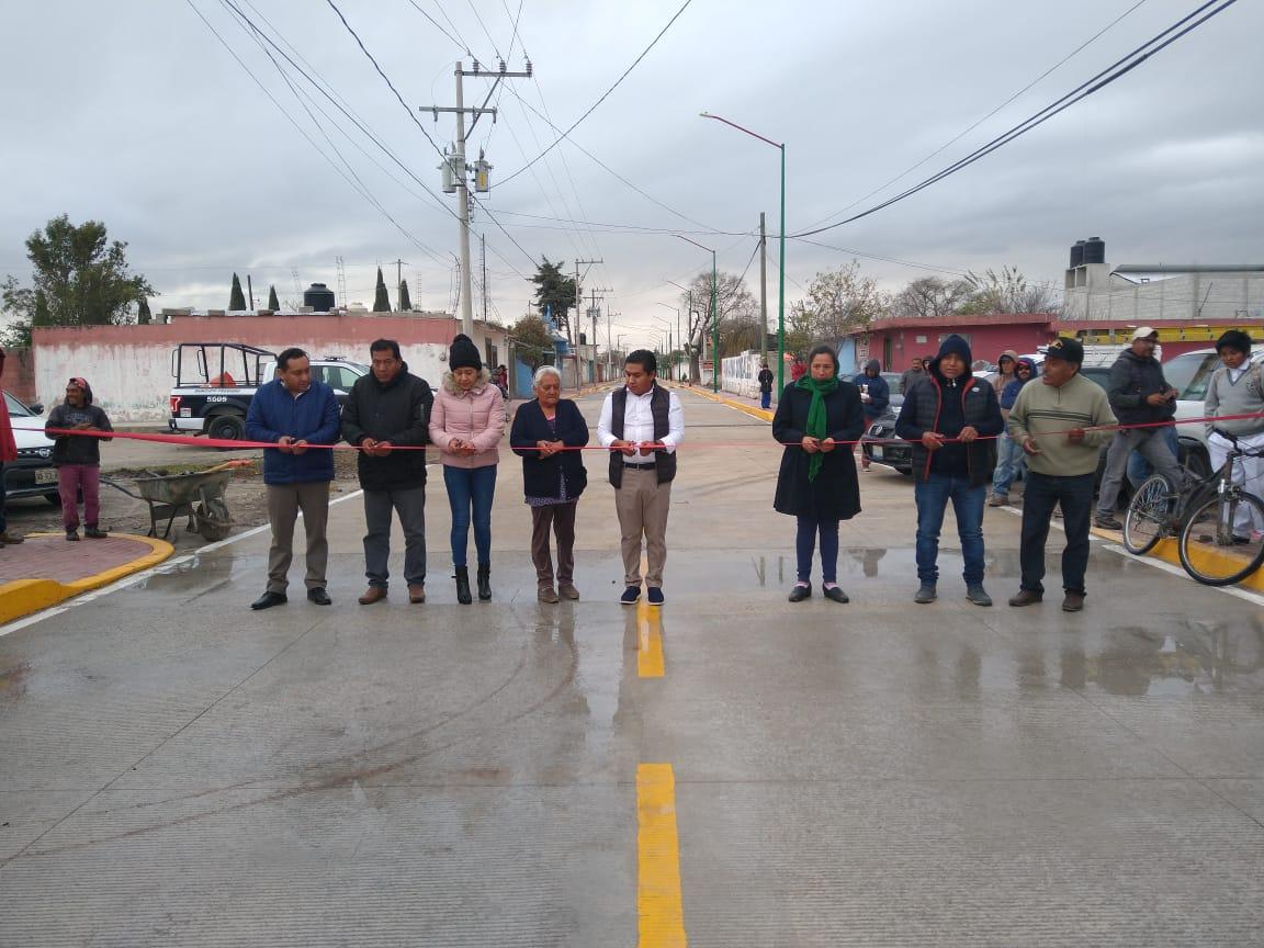 BENEFICIAN A CINCO ESCUELAS ENTEQUEXQUITLA
