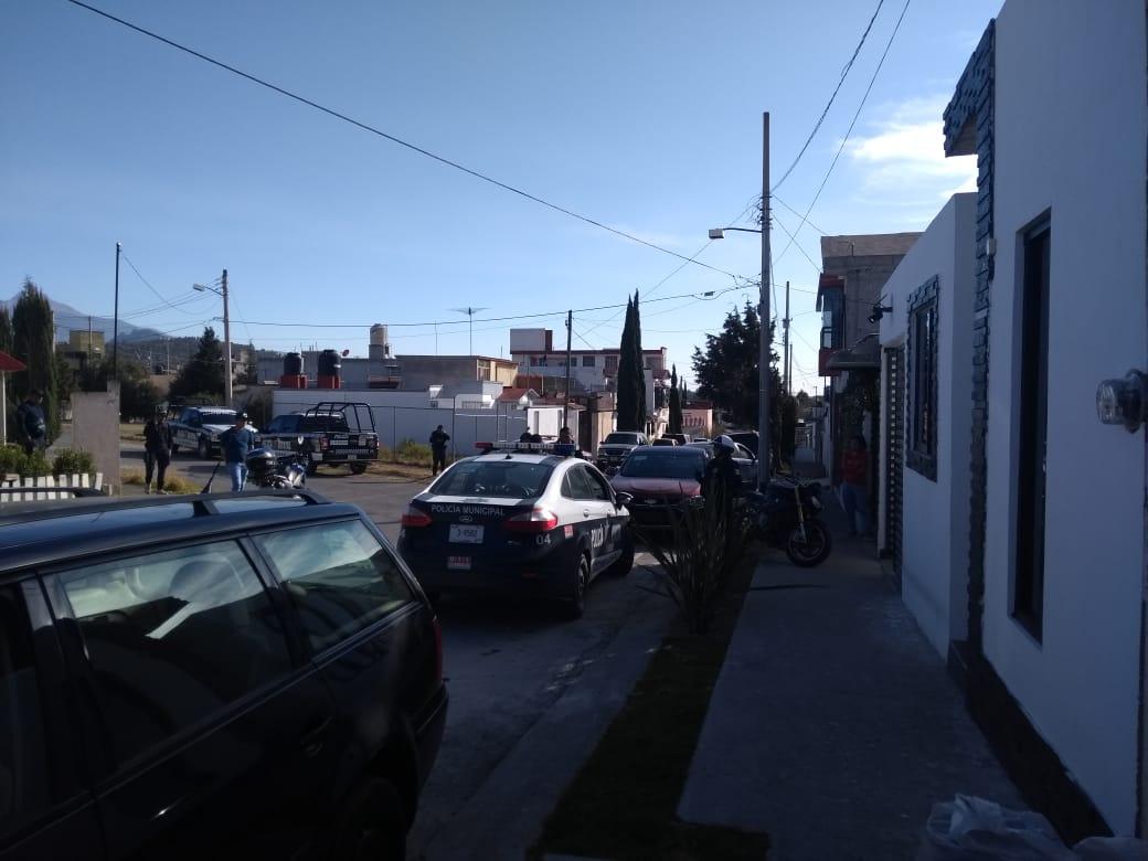 APPI y APS permiten capturar a sujetos que intentaron asaltar a un hombre enApizaco