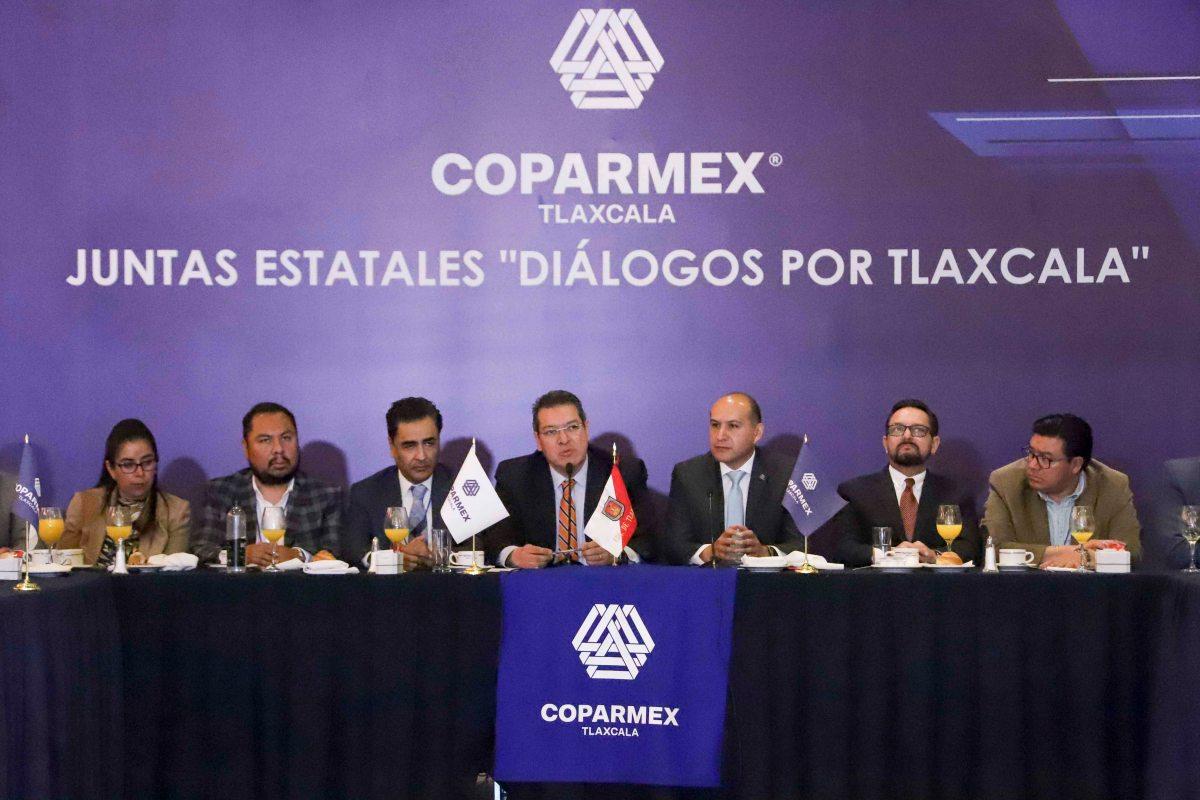 Gobierno del Estado aliado de empresarios para mantener crecimiento económico: MarcoMena