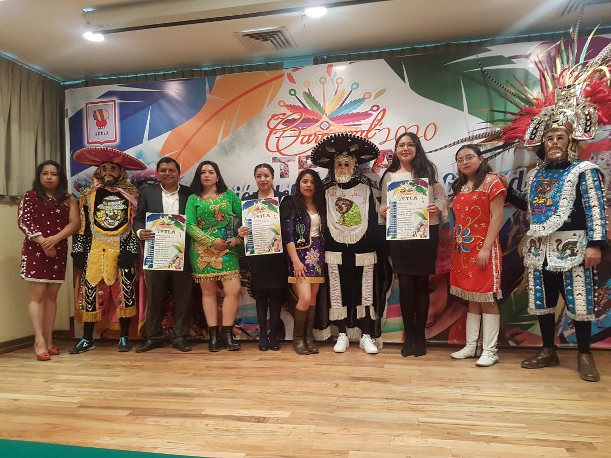 Presentan Cartel del Cuarto Encuentro de Camadas de Tetla2020