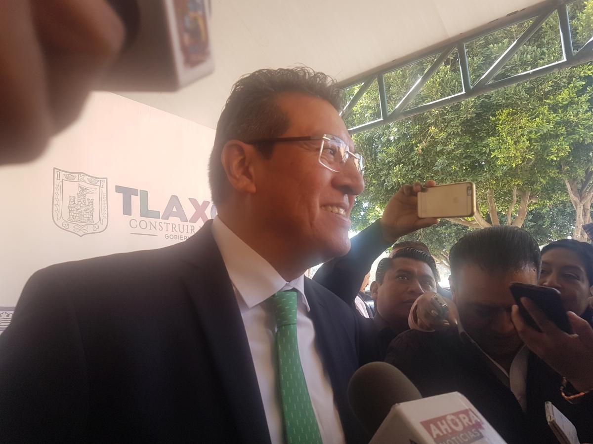 Marco Mena publicará reformas a la Ley de Comunicaciones yTransportes