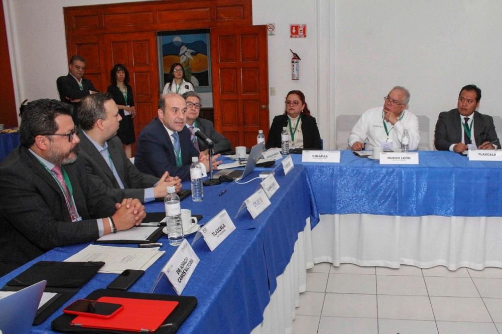 Inicia pensiones civiles reunión nacional de instituciones estatales de seguridadsocial