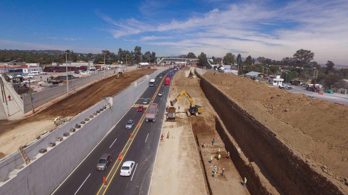 Anuncia secoduvi cierre de carretera Tlaxcala-Apizaco para retirar trabes enAtlihuetzia