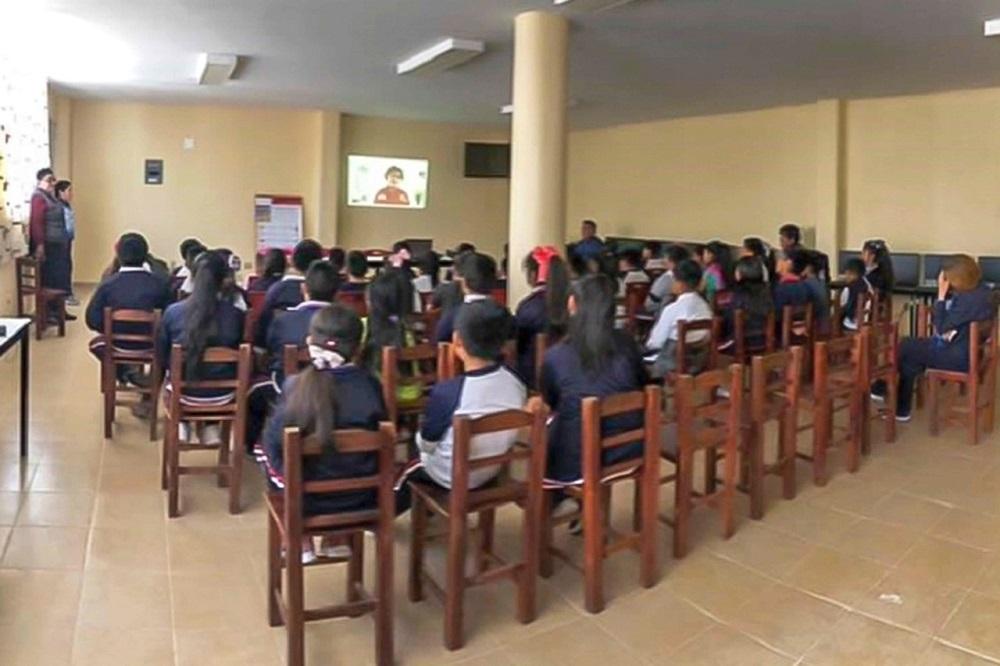 """Visita contraloría 65 escuelas con el programa """"PEQUEÑOS VIGILANTES"""""""