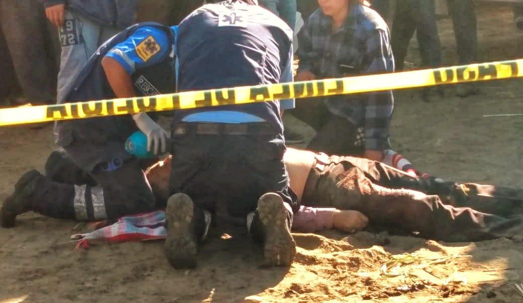 Ultíman a tiros a un hombre enTepetitla