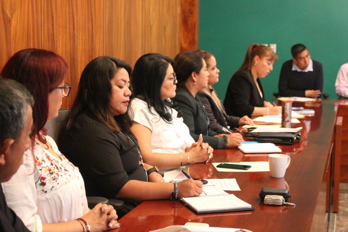 ENTREVISTA COMISIÓN DE PUNTOS CONSTITUCIONALES DEL CONGRESO DEL ESTADO A ASPIRANTES A INTEGRAR EL CONSEJO DE LAJUDICATURA
