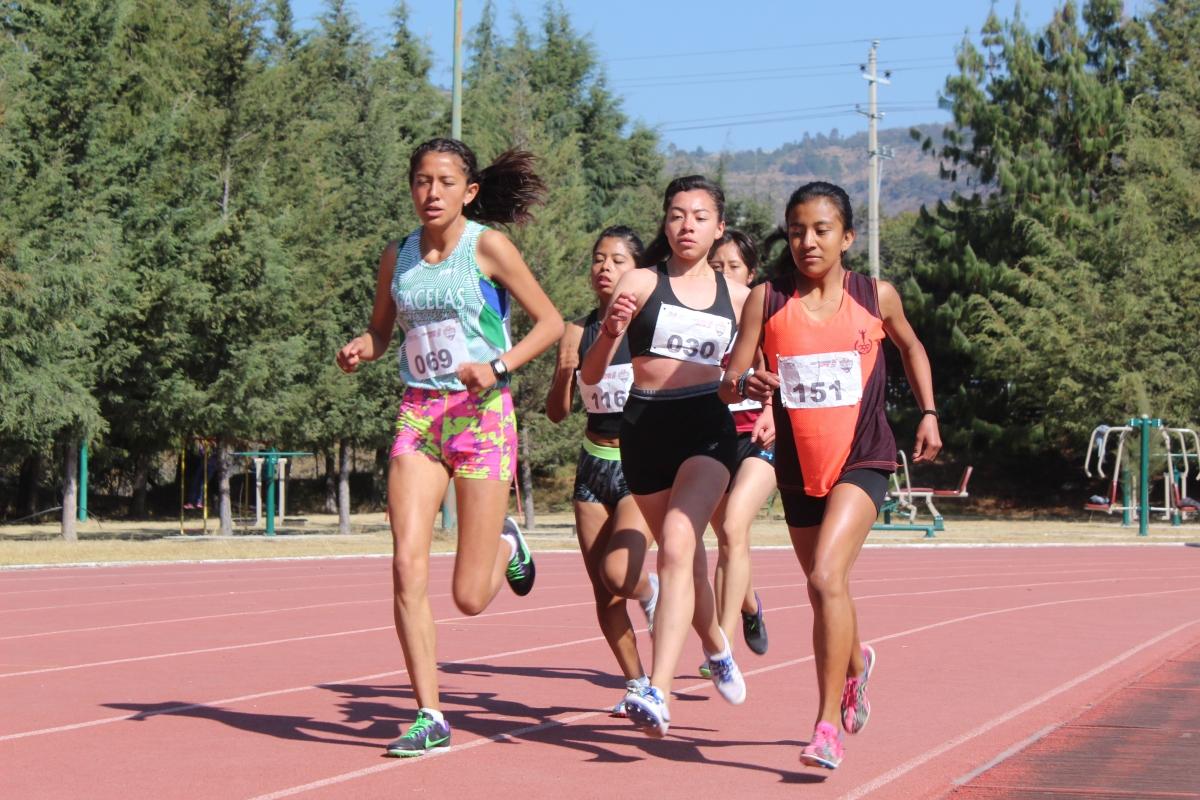 Finaliza estatal de atletismo rumbo a regional de JuegosNacionales