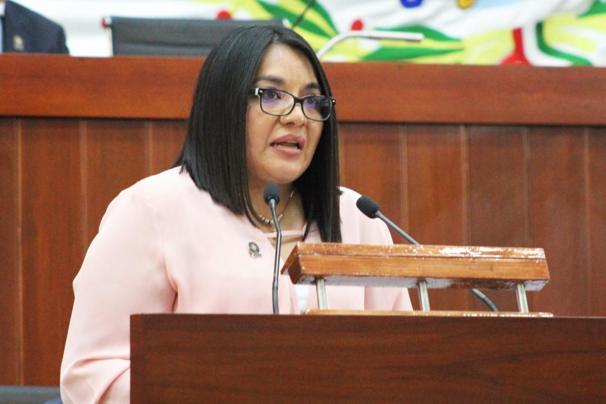 PRESENTA LAURA FLORES INICIATIVA PARA CREAR LEY ORGÁNICA DEL CENTRO DE CONCILIACIÓN LABORAL DELESTADO