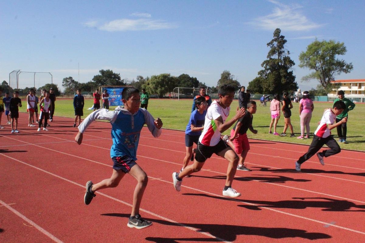 Todo listo para el selectivo estatal de Atletismo, rumbo a JuegosNacionales