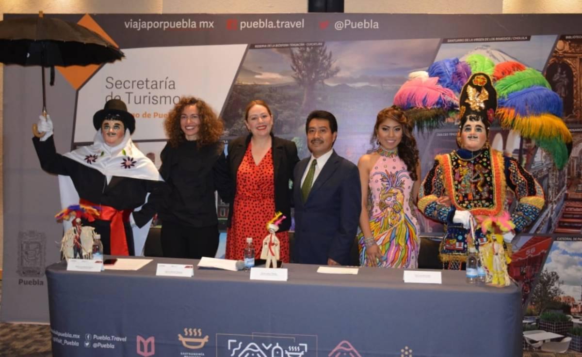 """PRESENTA SECTURE PROGRAMA DEL """"CARNAVAL TLAXCALA 2020"""" ENPUEBLA"""