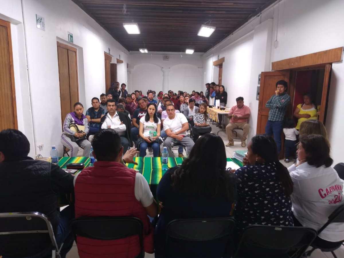 EN GRANDE FESTEJARÁ CHIAUTEMPAN EL CARNAVAL2020