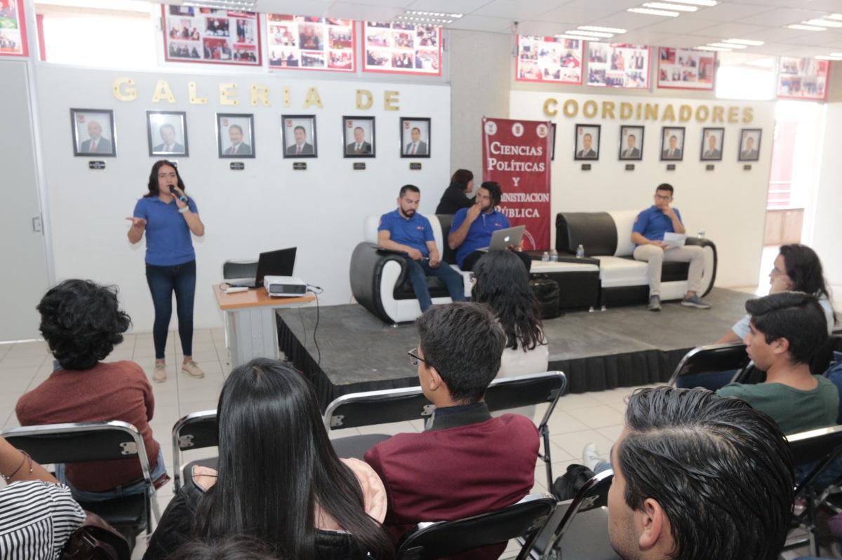 Exponen experiencias de movilidad académica en laUATx