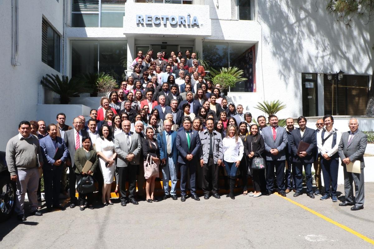 Fue sede la UATx de la Novena reunión de la zona Centro Sur deANFECA
