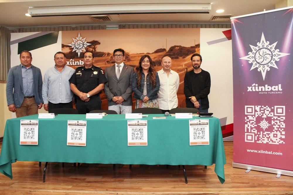 """Tlaxcala sede de la """"RODADA MOTO TURISMO XÍINBAL 2020"""":SECTURE"""