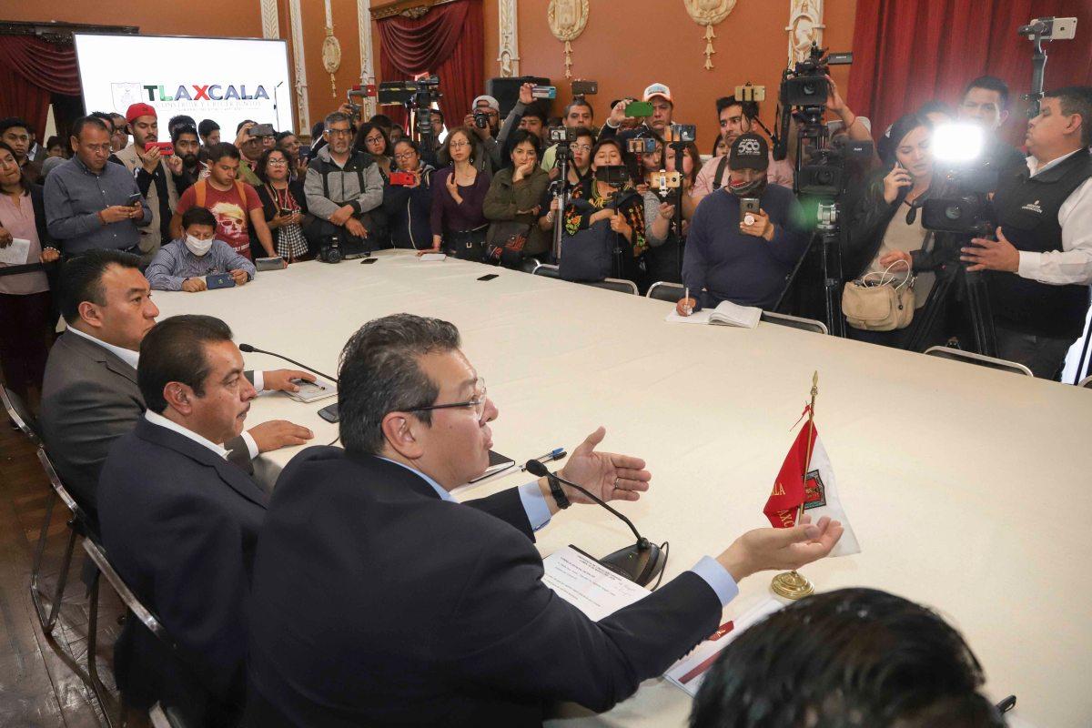 Marco Mena anuncia medidas estatales para prevenir contagios porCOVID-19