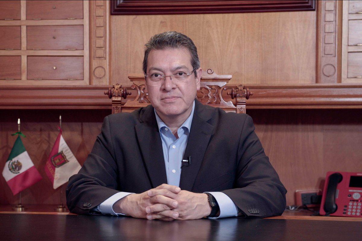 REFORZARÁ MARCO MENA MEDIDAS DE DISTANCIAMIENTO SOCIAL ANTE EMERGENCIASANITARIA