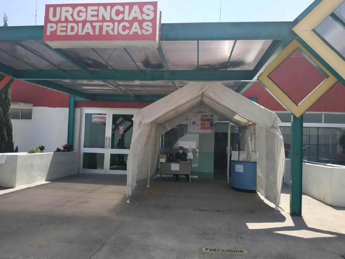 GARANTIZA HIT ATENCIÓN A PACIENTES PEDIÁTRICOS DURANTE CONTINGENCIASANITARIA