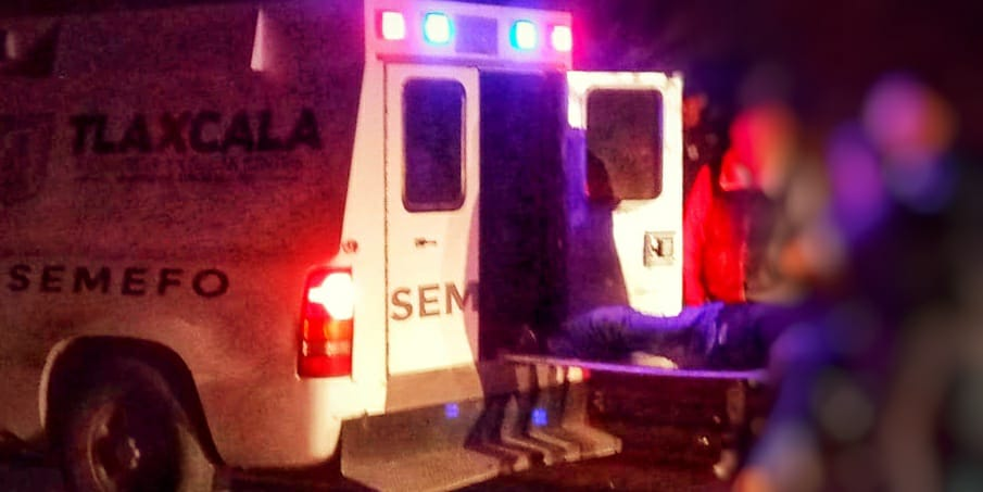 Accidenta y muere motociclista enApizaco