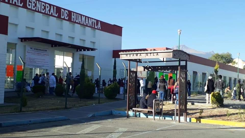 Cierran Hospitales deTlaxcala