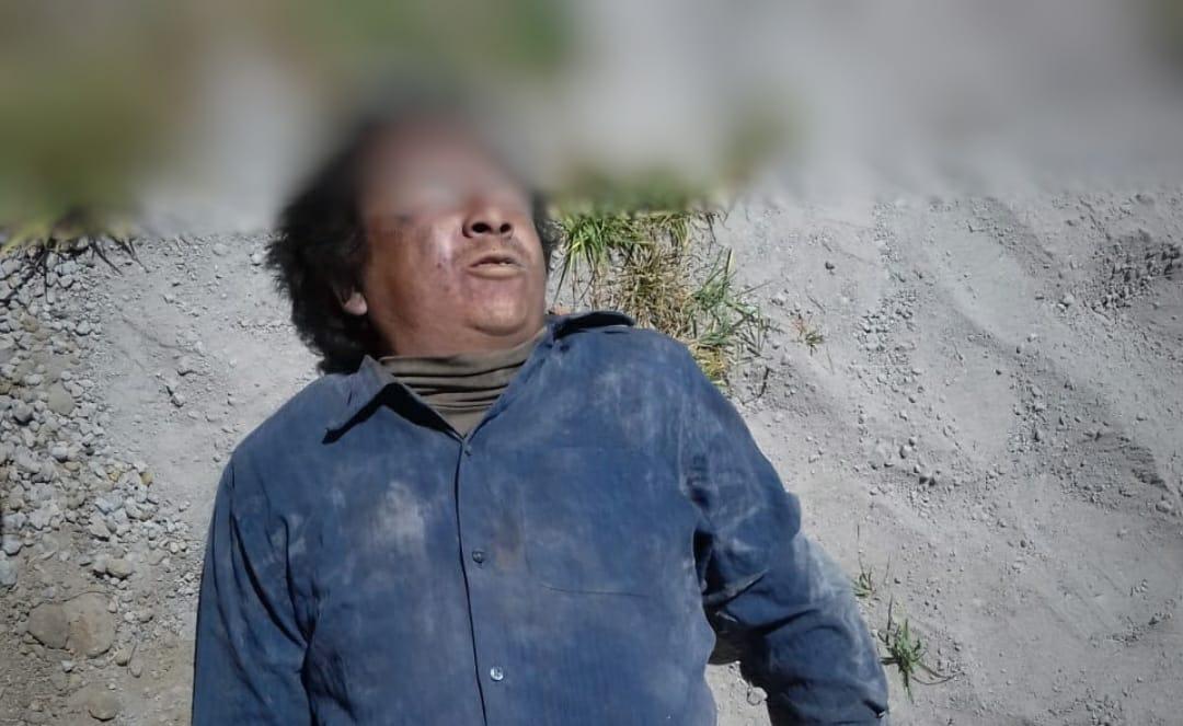 Hallan un hombre muerto enTlaltelulco