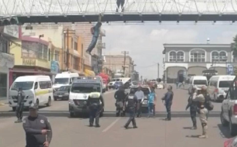 Moviliza a autoridades intento desuicidio