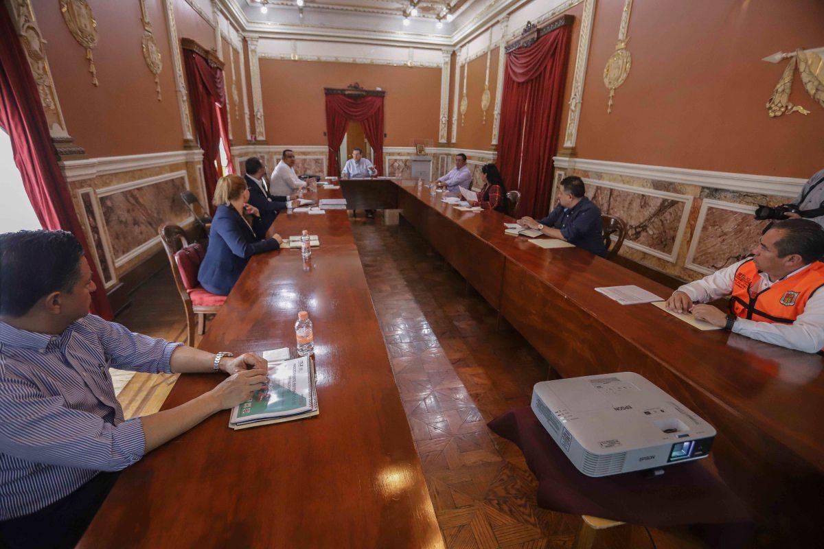 MARCO MENA ANUNCIA REFUERZO DE PATRULLAJES Y VIGILANCIA POR EMERGENCIASANITARIA